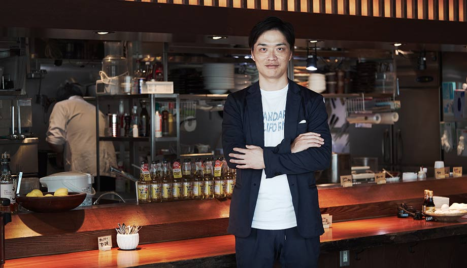 株式会社リディファインダイニング 代表取締役社長 河村 剛臣