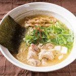 塩と鶏。神戸を魅了するやさしい味わいが、麺ロードで進化を遂げる