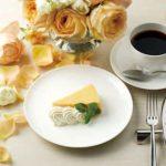 生花たちが季節の物語を演じるお花のステージ(宝塚のカフェ)