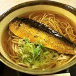 にしんと蕎麦のコラボレーション「にしん蕎麦」が美味い!