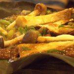 炊きたてご飯と相性バッチリ!岐阜名物「朴葉味噌」