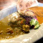 ヘルシーで栄養価の高い「奈良黒米カレー」は古代ロマンの味!