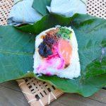 初夏に食べたい!岐阜の郷土料理「朴葉寿司」