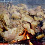 シンプル・イズ・ベスト!炭火パワーで旨味を最大限に!宮崎名物「地鶏の炭火焼き」