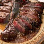 洗練された空間で食す最上級の熟成肉。
