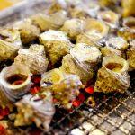 玄界灘でとれた新鮮海鮮を味わう波戸岬!佐賀名物「サザエのつぼ焼き」を堪能!