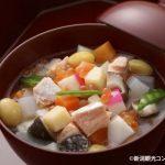 冬は温かく、夏は冷たく☆新潟の郷土料理「のっぺ」