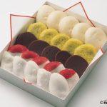 江戸時代より伝わる石川・金沢伝統の祝い菓子「五色生菓子」