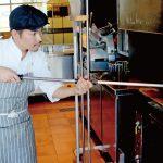 入社6年目のキッチンスタッフに「料理の面白さ」を語ってもらった☆