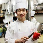 新入社員インタビュー「オリジナル性のある料理を作っていきたい!」