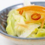 白菜レシピ/超カンタン!おかずやおつまみに「白菜の浅漬け」