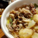 さといもレシピ/東北で愛されるほっこりごはん「芋の子汁」