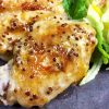 鶏肉レシピ/大人から子供までペロリ♪「ハニーマスタードチキン」