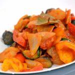 オリーブオイルレシピ/イタリアの伝統料理「カポナータ」
